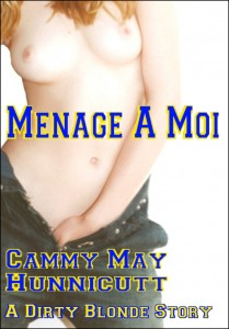 My teenage erotic debut.